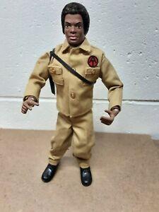"Vintage 1970 Hasbro 12"" GI Joe Adventure Team African American Action Figure"