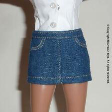 1/6 Scale Phicen, TBLeauge, Hot Toys, Nouveau Toys - Female Denim Short Skirt