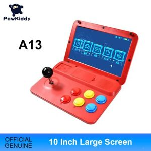 POWKIDDY A13 10 Inch Joystick Arcade A7 Architecture Quad-Core CPU Simulator