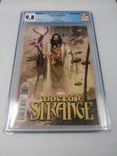 Doctor Strange 384 Second Print Cgc 9.8