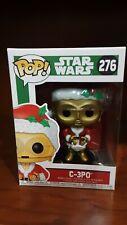 C-3Po Star Wars Funko Pop #276 Holiday Pop