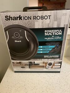 Shark ION Robot Wi-Fi Connected Multi-Surface Deep Cleaning #RV750 (New)