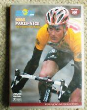 2004 Paris Nice World Cycling Productions 2 DVD set New/Sealed Jorg Jaksche