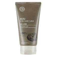 The Face Shop Jeju Volcanic Lava Pore Scrub Foam 150ml