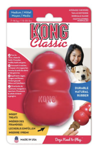 **NEW** KONG Genuine Classic Tough Chew Dog Toy* (All Sizes)