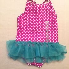 NEW *NAARTJIE Boutique Swimsuit, SNAP CROTCH, 18-24 mo Baby Girl, NWT, twins?