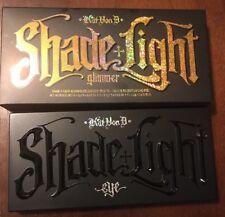Kat Von D Shade + Light Glimmer Eye Contour Palette Eye Shadow ~Authentic ~ New!