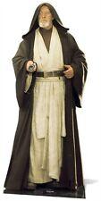 Obi Wan Kenobi Star Wars Cardboard Cutout Stand up. Alec Guiness Standee