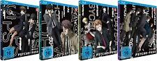Psycho Pass - Vol.1-4 - Episoden 1-22 - Blu-Ray - NEU