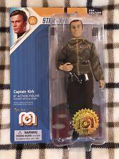 """MEGO Captain Kirk Star Trek POP Culture 8"""" Action Figure #379"""