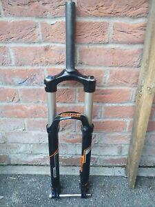 Sr suntour Raidon 29er straight steerer poplock axel 120mm travel rebound lock