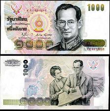 THAILAND 1000 1,000 BAHT ND 1992 P 92 SIGN 69 TANONG/CHAIWAT AU-UNC