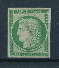T0707 - TIMBRE DE FRANCE - N° 2 Neuf Sans gomme Bien Margé