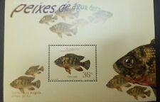 O) 2001 ANGOLA.WORLD TOURISM DAY,  FRESHWATER FISH.  - TILAPIA RENDALLI SC 1197