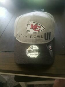 Kansas City Chiefs NFL Super Bowl LIV Champions Locker Room Hat