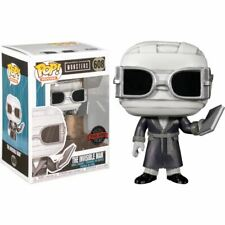 Funko THE INVISIBLE MAN [With Book] #608 POP! Universal Monsters B&W EXCLUSIVE