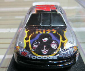 For H0 Slotcar Racing Model Railway Nascar with Tyco Engine in Clear Transparent