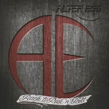 """Alter Ego """"Back To Rock & Roll"""" CD [Glam Hardrock from Slovakia]"""