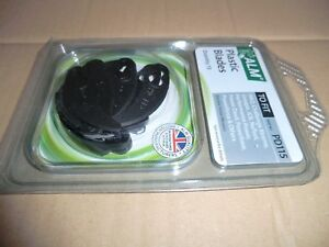 ALM PD115  PLASTIC LAWNMOWER BLADES 1 PACK OF 15 NEW