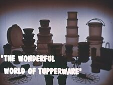 Tupperware Manufacturing Sales Convention Home Party Vintage 1950-60s Films DVD