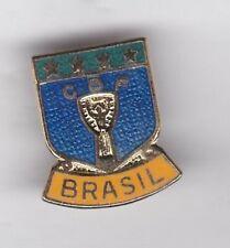 Brazil - lapel badge No.3 brooch fitting