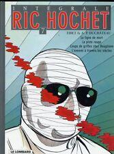 TIBET & A. P. DUCHÂTEAU: INTEGRALE RIC HOCHET TOME 7. LOMBARD. 2005.