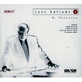 PETERSON Oscar - Jazz ballads - CD Album