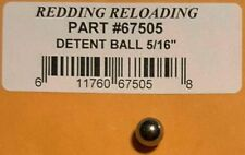 SIX (6) BRAND NEW 67505 TURRET DETENT BALLS FOR THE REDDING T7  - FREE SHIPPING