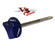 Azul Anodizado altri Perno CNC 80MM Kawasaki KX65 00-17 KX80 91-00 KX85 01-17