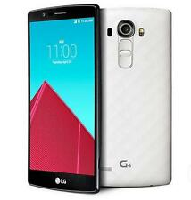 New Original LG G4 H810 AT&T 4G LTE 32GB 16MP GSM GPS Android Smartphone White