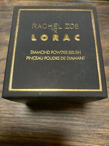 LORAC x Rachel Zoe Diamond Shine Face & Body Kabuki Brush NEW IN SEALED BOX
