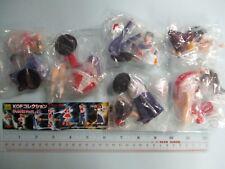 Yujin KOF King of Fighters figure SNK gashapon Athena Asamiya KASUMI TODOH Mai