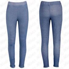 Full Length Polyester Petite Leggings for Women