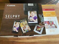 Canon Selphy CP1300 schwarz + RP 108 Set Neuware