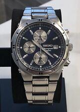 Seiko Chronograph Alarm 7T62-0FY0 Quartz Men's Watch