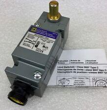 Telemecanique XCK-T 500v 3a INTERRUTTORE DI POSIZIONE FINECORSA XCK-T NUOVO