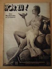 HÖRZU 23 1950 TV: 4.-10.6. Evelyn Keyes  1000 und eine Nacht  Vera Molnar