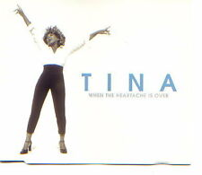TINA TURNER - rare CD Maxi - Europe -