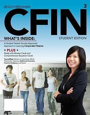 CFIN Vol. 3 by Eugene F. Brigham and Scott Besley (2012, Paperback)