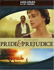 NEW Pride and Prejudice (HD DVD, 2005) Keira Knightley, Donald Sutherland MOVIE