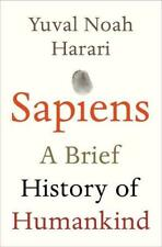 Sapiens von Yuval Noah Harari (2015, Taschenbuch)