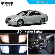White LED Interior Light Accessories Package Kit MAP DOME for 2005-2011 STS 15PC