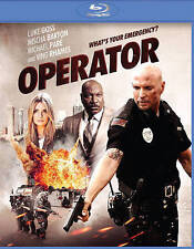 Operator (Blu-ray Disc, 2015, WS) Michael Pare, Ving Rhames, Luke Goss     NEW