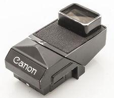 Canon Speed Finder Drehbarer 360 Winkelsucher Sucheraufsatz für Canon F-1 F1 alt