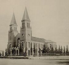 1899 PRINT COLONIAL SOUTH AFRICA BLOEMFONTEIN DUTCH REFORMED CHURCH
