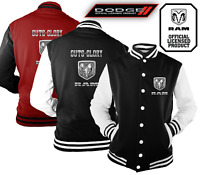 Official Licensed Men's Dodge Ram Varsity Jacket Mopar Chrysler