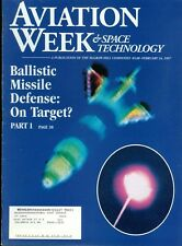 1997 Aviation Week & Space Technology Magazine: Ballistic Missile Defense Target
