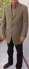 giacca Boss  pura lana super 110's tessuto Guabello tg 48 perfetta come nuova
