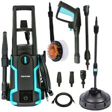 More details for prokleen electric pressure washer high power jet wash car brush & patio cleaner