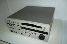 Panasonic AG-7650 Video Cassette Player Hi-Fi Audio Dolby System Faraoudja Lab